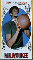 1969 Topps Lew Alcindor RC #25 Basketball Card Rookie Brand New Reprint