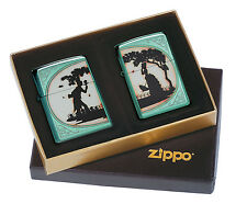 Zippo Combo Pack Garden of Eden 60001373 NEU+OVP 387822