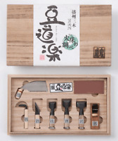 Banshu Miki Japanese mini woodworking tool mamedoraku chisel saw New Japan
