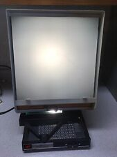Vintage 3M 933-D Microfiche Microfilm Reader Tested and Working Free Shipping!