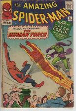 Amazing Spider-Man 17 Second Green Goblin Marvel 1964