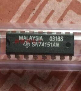 SN74151AN DATA SELECTORS/MULTIPLEXERS DIP16