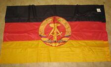 DDR FAHNE FLAGGE DEDERON 60 cm x 100 cm !!!