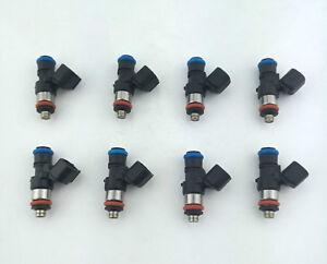 8 x OEM 42LB Fuel Injectors for Camaro SS Corvette Pontiac G8 LS3 LS7 New