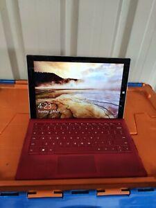 Microsoft Surface Pro 3 i5-4300U 4GB 128GB Tablet 12in Keyboard - Win10 Pro