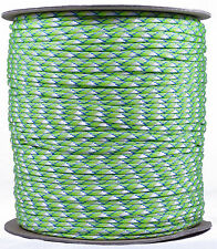 Flux - 550 Paracord Rope 7 strand Parachute Cord - 1000 Foot Spool