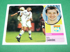 ERIC CARRIERE OLYMPIQUE LYON OL GERLAND PANINI FOOT 2003 FOOTBALL 2002-2003