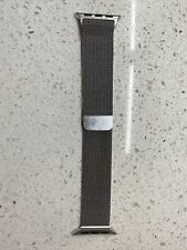 Apple Watch 40mm Silver Milanese Loop Strap