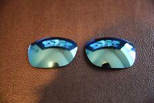PolarLenz Polarizadas Azul Hielo Lente de Repuesto para Gafas de sol-Oakley Ten X