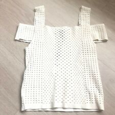 Express White Crop Top. Brand New With Tags.