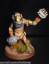 NEW 28MM DREW WILLIAMS FANTASY OLDHAMMER BOG TROLL MORDHEIM WARHAMMER STYLE