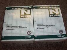 2005 GM Hummer H2 H 2 Truck Factory OEM Shop Service Repair Manual Set 6.0L V8