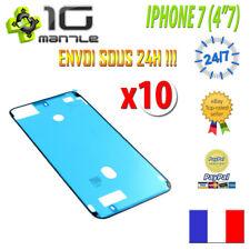 Lot 10x Joints étanchéité pour iPhone 7 adhésif autocollant Vitre/Ecran/LCD