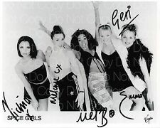 Spice Girls signed Mel B C Bunton  8X10 photo picture poster autograph RP