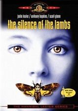 Silence of The Lambs 0027616909091 With Anthony Hopkins DVD Region 1