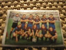 BARCELONA CRUYFF CARD 1975/76 FOOTBALL FRENCH ALBUM NO PANINI FIGURINA 75/76