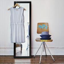 "47"" Long Wall Mirror Leaner Full Length Floor Bedroom Furniture Hanging Dress UK"