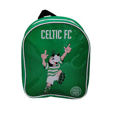 Celtic FC Boy Mascot Junior Backpack 50% Off Retail Price RRP is £15