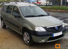 Barres de toit longitudinales Dacia Logan MCV 10/2008>09/2013 aluminium