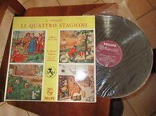 VIVALDI LE QUATTRO STAGIONI - I MUSICI VIOLINO FELIX AYO - PHILIPS A 00301 L