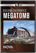 NOVA: Building Chernobyl's Mega Tomb [New DVD]