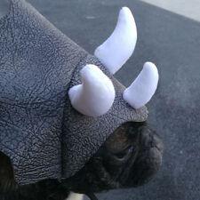Dinosaur Hat Triceratops Adjustable Hat Headgear Cap for Pets Costume SA