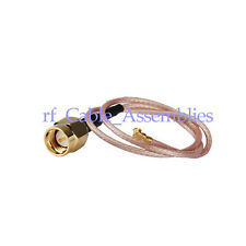 50+(2pcs) U.FL/IPX to SMA male RG178 antenna adapter Pigtail cable 15cm UFL WIFI
