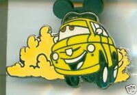 """DISNEY/PIXAR LE CARS MYSTERY PIN """"LUIGI""""  GREAT PIN"""