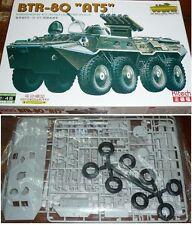 BTR-80 AT5 1/48 Kitech