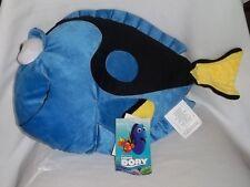 "New Disney Pixar 20"" Plush Dory Fish Finding Nemo Blue Stuffed Animal Large Toy"