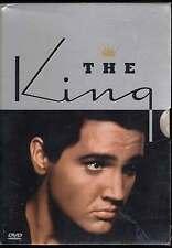 Elvis Presley. The King COF. 3 DVD Sigillato 8010312042300