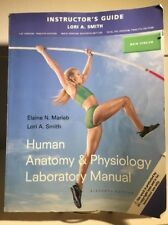 Human Anatomy & Physiology Manual 11ED* INSTRUCTOR'S GUIDE Main Version