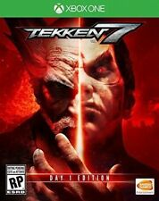 Namco Bandai Xbox One Tekken 7 Day One Edition