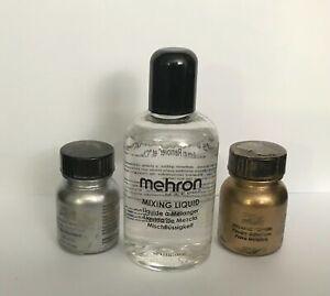 Mehron. Metallic Powders