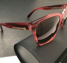 Marc by Marc Jacobs MMJ440/S KVND8 Striped Rose Plastic Frame Square Sunglasses