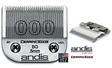 "ANDIS CERAMICEDGE A5 HAIR STYLIST Barber Clipper Blade # 000 Cut 1/50""/0.5 mm"