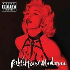 Madonna - Rebel Heart (25 Brani - Super Deluxe Edition) [2 CD] INTERSCOPE