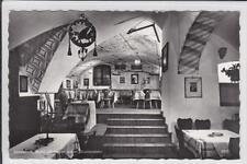 AK Innsbruck, Hotel Goldener Adler, Goethestube 1955