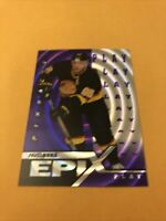 Pavel Bure 97-98 Pinnacle Epic Play Purple Card Vancouver Canucks