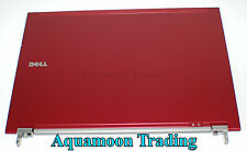 New DELL Latitude E4300 LCD Top Lid Rear Back Cover Monitor Panel LED Red CNDKP