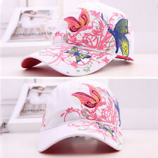 Women Baseball Caps, Adjustable Breathable Embroidered Sun Hat For Sport Golf