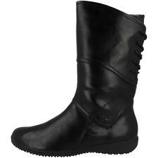 Josef Seibel Naly 07 Schuhe Women Damen Leder Stiefel Boots 79707-VL971-100