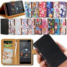 FLIP Portafoglio DI PELLE SMART STAND COVER Per Vari Smartphone ARCHOS