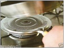 Cocine a Fuego Lento Anillo Calor Difusor Estera Para Gas O Eléctrico De Pan