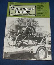 STATIONARY ENGINE MAGAZINE SEPTEMBER 1985 NO.139 - ORKNEY'S FIRST ENGINE