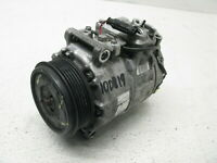 06-12 MERCEDES W251 GL450 R500 ML350 AC A/C AIR CONDITIONER COMPRESSOR OEM 10081