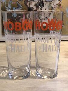 hobgoblin Pint Glass X2