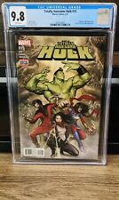 Totally Awesome Hulk #15 CGC 9.8 Ms. Marvel Silk Cho Shang-Chi 1st Protectors NM