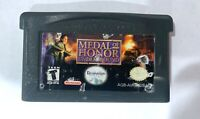 Medal of Honor: Underground (Nintendo Game Boy Advance, 2002) Tested + Working!