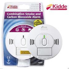 KIDDE Compact Smoke & Carbon Monoxide CO Alarm Detector Fire Alarms,KID10SCO